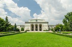 Η ρουμανική εθνική όπερα Στοκ Εικόνες