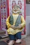 Η Ρωσία, Kazan, μπορεί 1, το 2018, Tatar άγαλμα ατόμων, εκδοτικό στοκ φωτογραφία με δικαίωμα ελεύθερης χρήσης