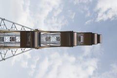 Η ρόδα ferris στοκ φωτογραφία με δικαίωμα ελεύθερης χρήσης