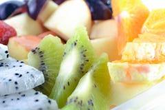 Η σαλάτα φρούτων Στοκ Φωτογραφίες