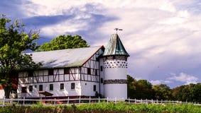 Η σιταποθήκη σε alby Στοκ φωτογραφία με δικαίωμα ελεύθερης χρήσης