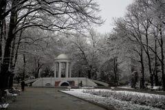 Η σιωπή του παλαιού πάρκου Στοκ φωτογραφία με δικαίωμα ελεύθερης χρήσης