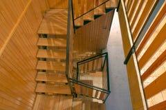 η σκάλα Στοκ φωτογραφίες με δικαίωμα ελεύθερης χρήσης