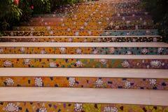 Η σκάλα Στοκ εικόνες με δικαίωμα ελεύθερης χρήσης