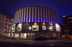 Rundkino στη Δρέσδη Στοκ Φωτογραφίες
