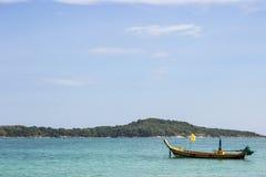 Η σκηνή παραλιών σε Phuket, Ταϊλάνδη Στοκ εικόνα με δικαίωμα ελεύθερης χρήσης