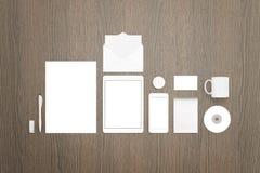 Η σκηνή προτύπων χαρτικών εσείς μπορεί να χρησιμοποιήσει για να επιδείξει το μαρκάρισμά σας, προγράμματα ταυτότητας Στοκ φωτογραφίες με δικαίωμα ελεύθερης χρήσης