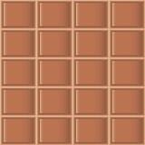 Η σοκολάτα κεραμώνει την άνευ ραφής σύσταση ελεύθερη απεικόνιση δικαιώματος