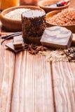 Η σοκολάτα SPA Στοκ φωτογραφίες με δικαίωμα ελεύθερης χρήσης