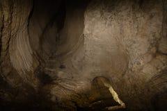 Η σπηλιά Akhtshyr Στοκ Εικόνες