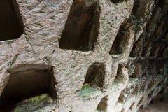 Η σπηλιά AR στοιχημάτισε σε Guvrin το εθνικό πάρκο στοκ εικόνες
