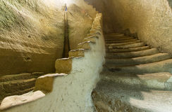 Η σπηλιά AR στοιχημάτισε σε Guvrin το εθνικό πάρκο στοκ φωτογραφίες