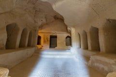Η σπηλιά AR στοιχημάτισε σε Guvrin το εθνικό πάρκο στοκ εικόνα