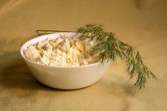 Η στάρπη στο πιάτο Στοκ Εικόνες