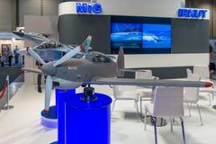 Η στάση της ενωμένης εταιρίας αεροσκαφών (Ρωσία) Στοκ Εικόνες