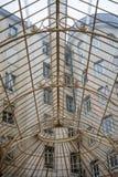 Η στέγη γυαλιού Στοκ εικόνες με δικαίωμα ελεύθερης χρήσης