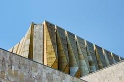 Η στέγη του θεάτρου της Οδησσός της μουσικής κωμωδίας Στοκ φωτογραφία με δικαίωμα ελεύθερης χρήσης
