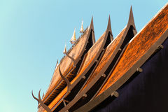 Η στέγη Στοκ Εικόνες
