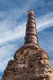 Η στήλη του Constantine Στοκ φωτογραφίες με δικαίωμα ελεύθερης χρήσης