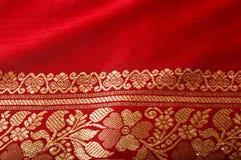η στενή ινδική Sari επάνω στοκ φωτογραφίες με δικαίωμα ελεύθερης χρήσης