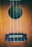 η στενή κιθάρα ανασκόπησης απομόνωσε επάνω το λευκό Στοκ φωτογραφία με δικαίωμα ελεύθερης χρήσης