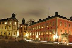 η Στοκχόλμη Στοκ Φωτογραφία