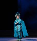 """η στρατιωτική στολή η XIAOQING-πέμπτη πράξη κλέβει αθάνατος-Kunqu Opera""""Madame άσπρο Snake† Στοκ Εικόνες"""