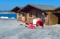 Η συναρπαστικές φύση και η πολυτέλεια της βορειοανατολικής Σαρδηνίας Στοκ φωτογραφίες με δικαίωμα ελεύθερης χρήσης