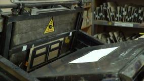 Η συσκευή για και απόθεμα βίντεο
