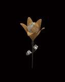 Η σφαίρα σε ένα λουλούδι τρισδιάστατο δίνει Στοκ φωτογραφίες με δικαίωμα ελεύθερης χρήσης