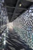 Η σύγχρονη οικοδόμηση του μουσείου ευρωπαϊκού και της Μεσογείου Civi Στοκ εικόνες με δικαίωμα ελεύθερης χρήσης