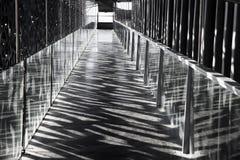 Η σύγχρονη οικοδόμηση του μουσείου ευρωπαϊκού και της Μεσογείου Civi Στοκ φωτογραφία με δικαίωμα ελεύθερης χρήσης
