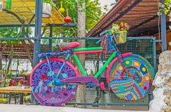 Η σύγχρονη τέχνη σε Antalya Στοκ εικόνες με δικαίωμα ελεύθερης χρήσης