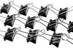η σύνθεση συνδετήρων πολ&l Στοκ φωτογραφία με δικαίωμα ελεύθερης χρήσης