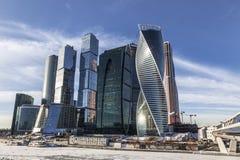 Η σύνθετη Μόσχα-πόλη, Μόσχα Στοκ Εικόνες