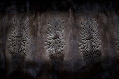 Η σύσταση της γούνας βιζόν Στοκ εικόνες με δικαίωμα ελεύθερης χρήσης
