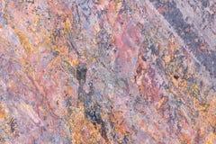 Η σύσταση της πέτρας είναι χρώματα σχεδίων μικτά Στοκ φωτογραφία με δικαίωμα ελεύθερης χρήσης
