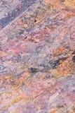 Η σύσταση της πέτρας είναι χρώματα σχεδίων μικτά Στοκ Εικόνα