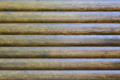 Η σύσταση του ξύλινου πλαισίου, τοίχος Στοκ Φωτογραφία