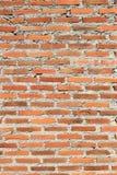 Η σύσταση του παλαιού ξεπερασμένου τουβλότοιχος αποσυντέθηκε και σπασμένο malfuncti Στοκ εικόνες με δικαίωμα ελεύθερης χρήσης