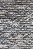 Η σύσταση του παλαιού ξεπερασμένου τουβλότοιχος αποσυντέθηκε και σπασμένος Στοκ φωτογραφίες με δικαίωμα ελεύθερης χρήσης