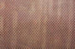 Η σύσταση του σιδήρου. Στοκ Φωτογραφίες
