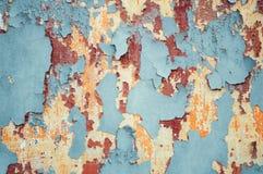 Η σύσταση του χρώματος αποφλοίωσης στοκ φωτογραφίες με δικαίωμα ελεύθερης χρήσης