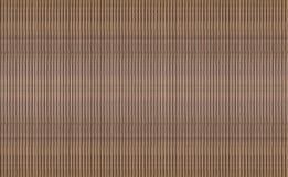 Η σύσταση των κάθετων λωρίδων μιας μαζικής δέσμης των ράβδων μπαμπού επαναλαμβάνεται δημιουργώντας ραβδωτό έναν κατασκευασμένο Στοκ Εικόνα