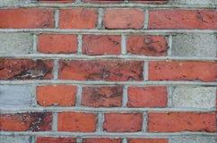 Η σύσταση των τούβλων E στοκ εικόνα με δικαίωμα ελεύθερης χρήσης