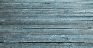 Η σύσταση υποβάθρου ξεπέρασε την ξύλινη αποβάθρα Στοκ Φωτογραφία