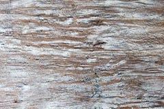 Η σύσταση υποβάθρου της παλαιάς άσπρης χρωματισμένης ξύλινης επένδυσης επιβιβάζεται στον τοίχο στοκ φωτογραφίες