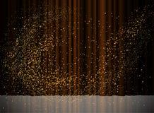 Η σύσταση υποβάθρου τυφλώνει το σχέδιο σχεδίων ελαφριών ακτίνων Στοκ Φωτογραφίες