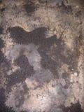 Η τέχνη άμμου τι κάνει το u βλέπει στοκ φωτογραφίες με δικαίωμα ελεύθερης χρήσης