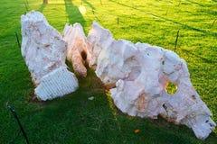 Η τέχνη πετρών Στοκ Φωτογραφία
